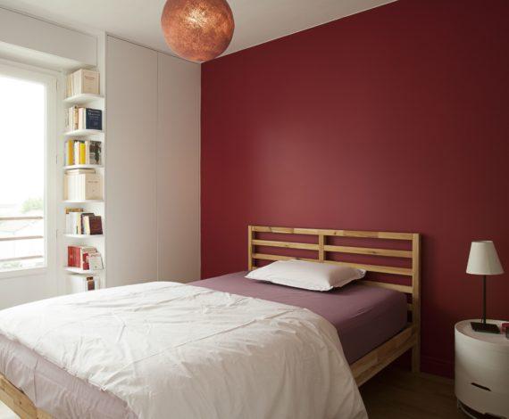 La nouvelle vie d'un appartement des années 60 par Marc Reidiboym