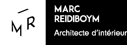 Marc Reidiboym, Architecte d'intérieur